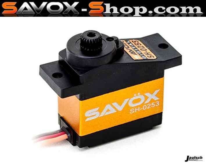 Savox SH-0253 Micro Digital Servo