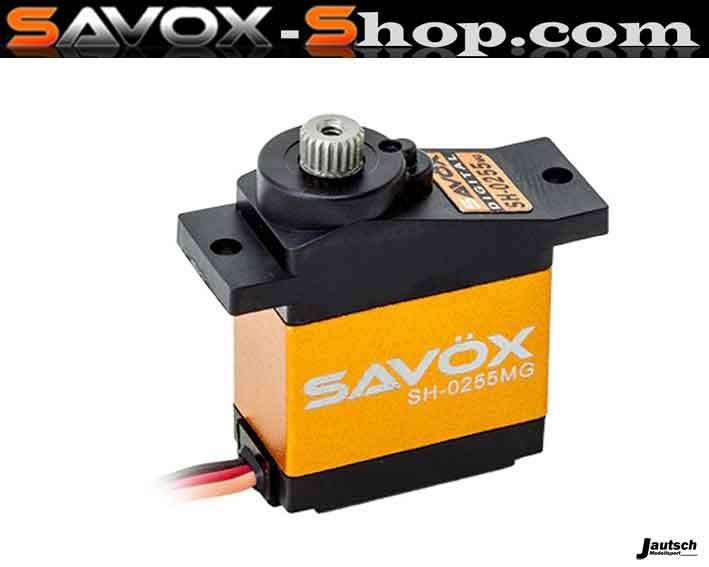 Savox Sh 0255mg Servo