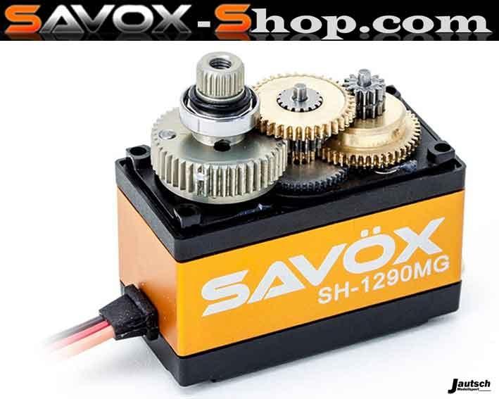 Savox Savöx SH-1290MG High Speed Digital Servo
